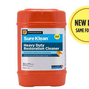Sure Klean Restoration Cleaner (Heavy Duty)