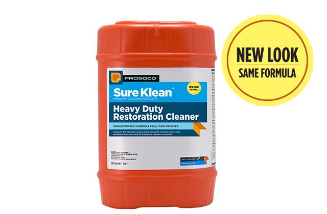 Sureklean 174 Heavy Duty Restoration Cleaner Restoration Direct