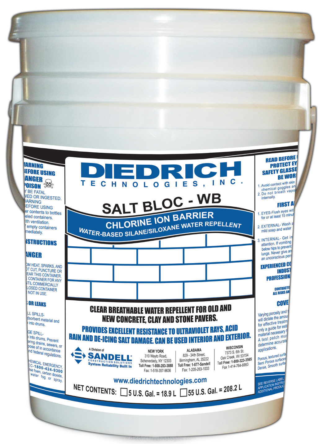 SALT BLOC WB CHLORINE ION BARRIER